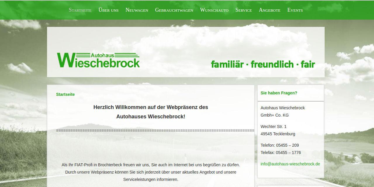 Autohaus Wieschebrock