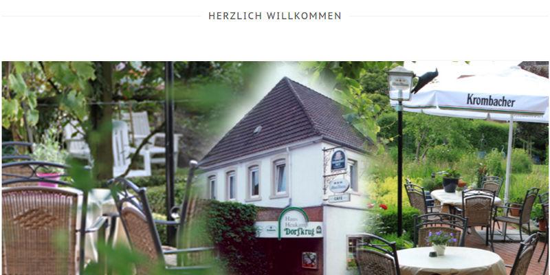 Dorfkrug Haus Heukamp