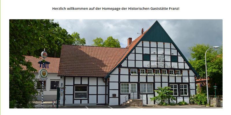 Historische Gaststätte Franz