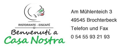 Ristorante Eiscafe Casa Nostra