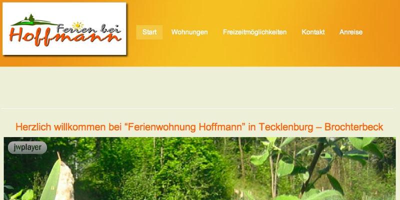 Ferienwohnungen Hoffmann