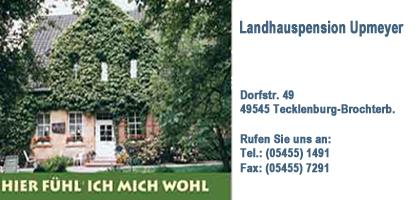 Landhauspension Upmeyer