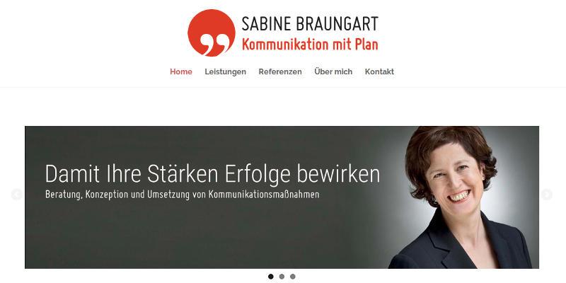 Sabine Braungart