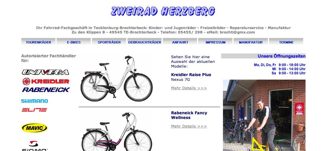Zweirad Herzberg