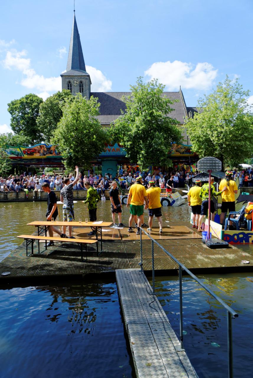 Juxboot Regatta 2016