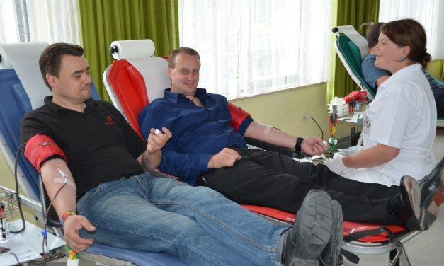 Blutspendetermin