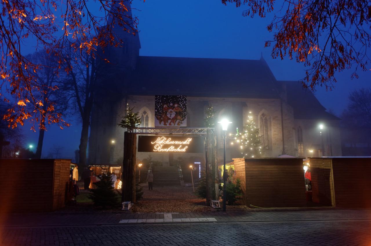 Nikolausmarkt Brochterbeck 2016 www.mein-brochterbeck.de