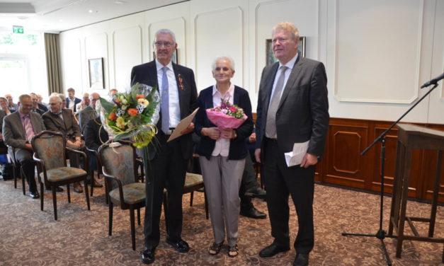 Bundesverdienstkreuz am Bande für Heinz Lienkamp