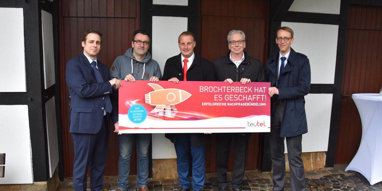 Breitband für Brochterbeck
