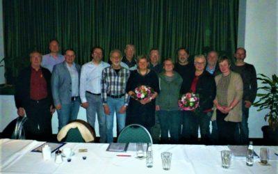 Jahreshauptversammlung der IG
